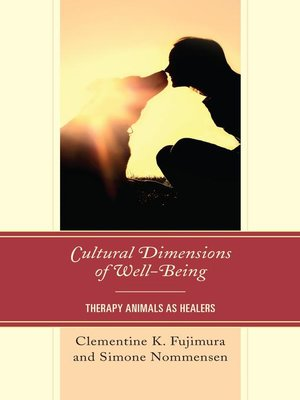 cover image of Cultural Dimensions of Well-Being