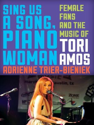 cover image of Sing Us a Song, Piano Woman