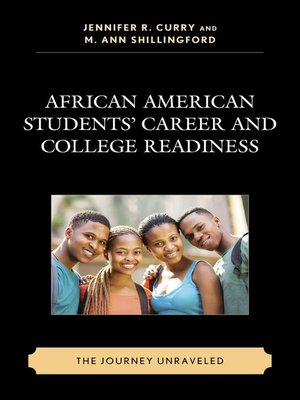 cover image of African American Students' Career and College Readiness