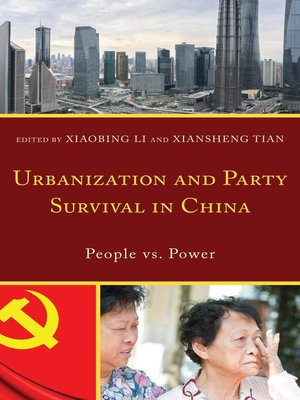 cover image of Urbanization and Party Survival in China