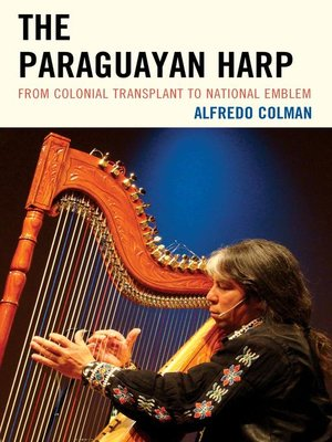 cover image of The Paraguayan Harp