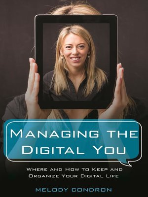 cover image of Managing the Digital You