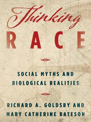cover image of Thinking Race