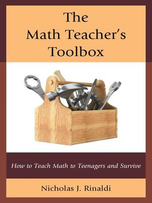 cover image of The Math Teacher's Toolbox