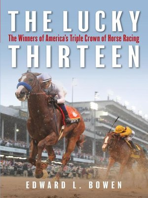 cover image of The Lucky Thirteen
