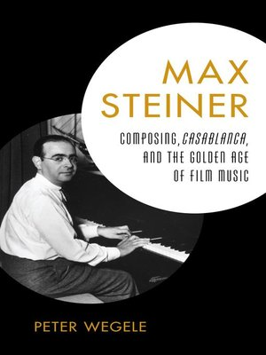 cover image of Max Steiner