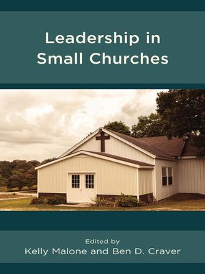 cover image of Leadership in Small Churches