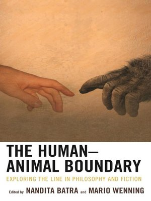cover image of The Human–Animal Boundary