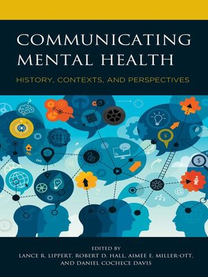 cover image of Communicating Mental Health
