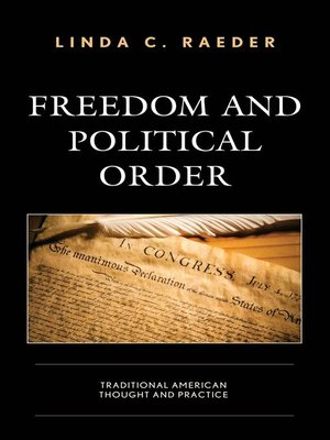 cover image of Freedom and Political Order