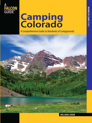 cover image of Camping Colorado