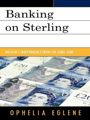cover image of Banking on Sterling