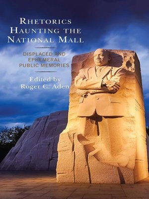 cover image of Rhetorics Haunting the National Mall