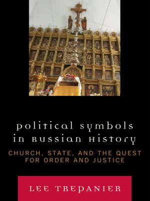 cover image of Political Symbols in Russian History
