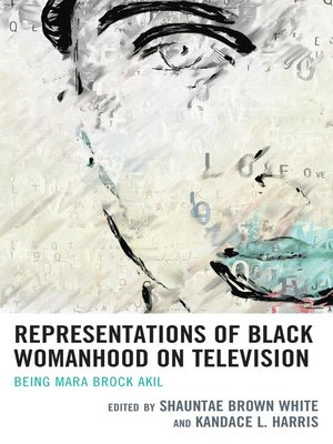 cover image of Representations of Black Womanhood on Television