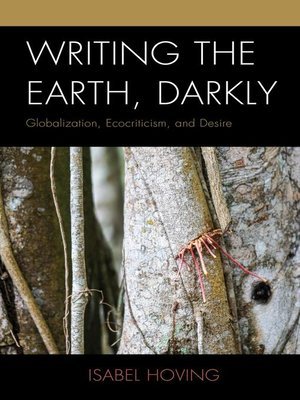 cover image of Writing the Earth, Darkly