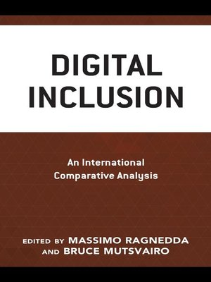 cover image of Digital Inclusion