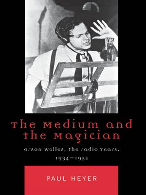 cover image of The Medium and the Magician