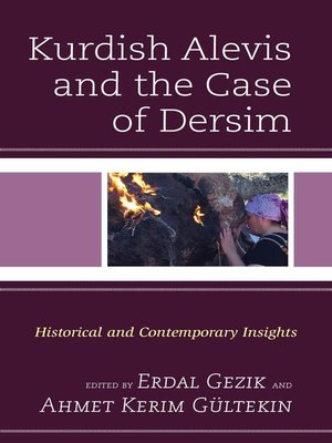 cover image of Kurdish Alevis and the Case of Dersim