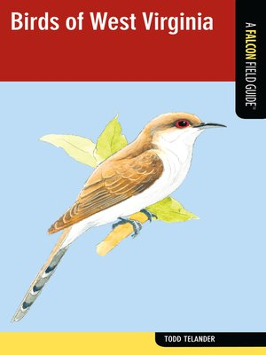 cover image of Birds of West Virginia