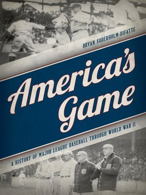 cover image of America's Game