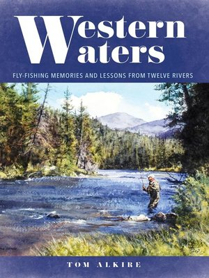 cover image of Western Waters