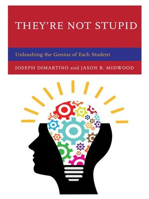 cover image of They're Not Stupid
