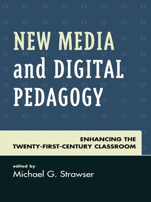 cover image of New Media and Digital Pedagogy