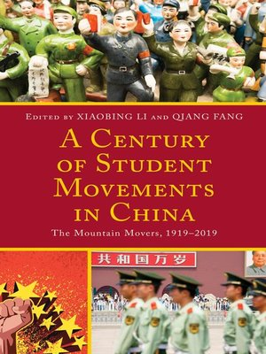 cover image of A Century of Student Movements in China
