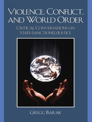 cover image of Violence, Conflict, and World Order
