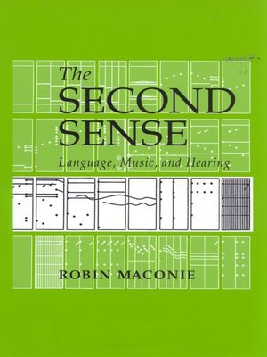 cover image of The Second Sense