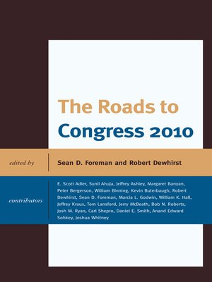 cover image of The Roads to Congress 2010
