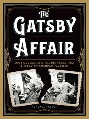 cover image of The Gatsby Affair