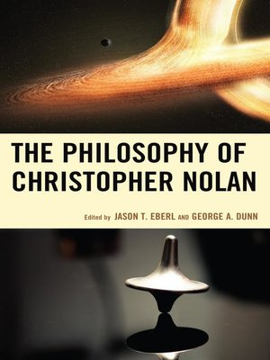 cover image of The Philosophy of Christopher Nolan