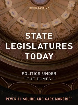 cover image of State Legislatures Today