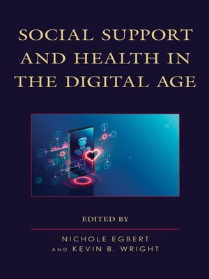 cover image of Social Support and Health in the Digital Age