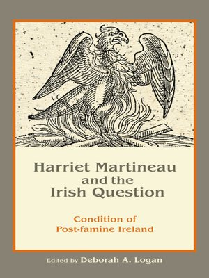 cover image of Harriet Martineau and the Irish Question