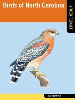 cover image of Birds of North Carolina
