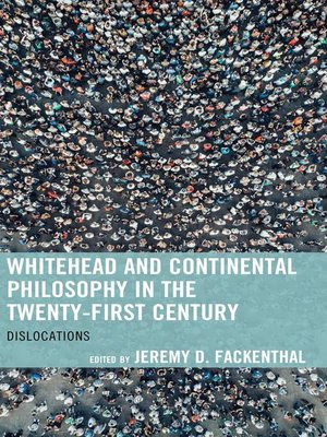cover image of Whitehead and Continental Philosophy in the Twenty-First Century