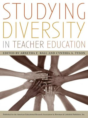 cover image of Studying Diversity in Teacher Education