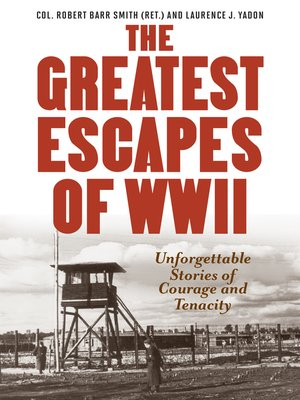 cover image of Greatest Escapes of World War II