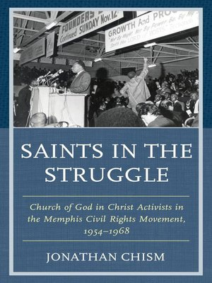 cover image of Saints in the Struggle