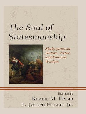 cover image of The Soul of Statesmanship
