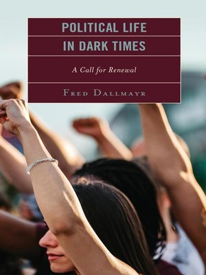 cover image of Political Life in Dark Times
