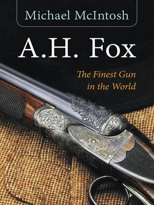 cover image of A.H. Fox
