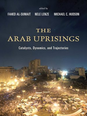cover image of The Arab Uprisings