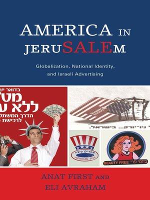 cover image of America in JeruSALEm