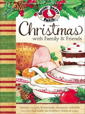 cover image of Christmas with Family & Friends