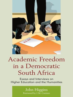 cover image of Academic Freedom in a Democratic South Africa