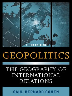cover image of Geopolitics